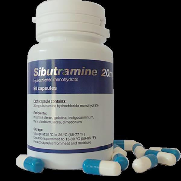 Köp Sibutramine 20 mg online